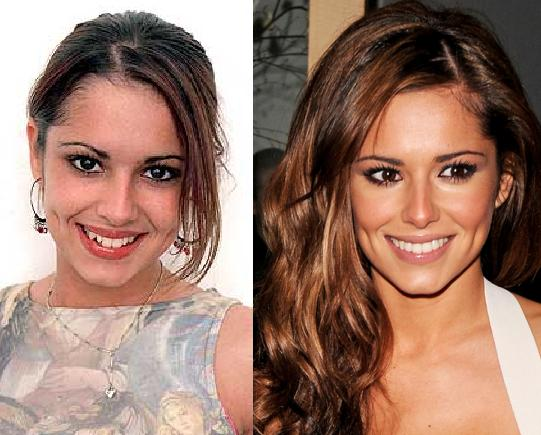 Celebs Before And After Ii Huda Beauty