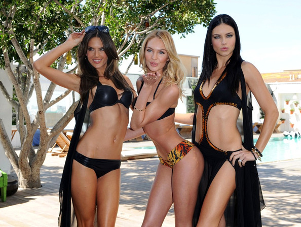 how to become supermodel skinny