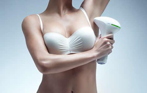 At Home Laser Hair Removal Huda Beauty