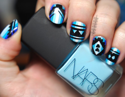 Must try the best nail art ever huda beauty advertisements prinsesfo Choice Image